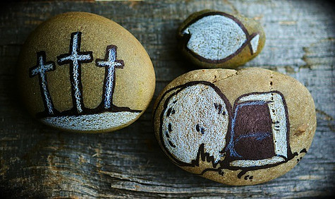 Jesus and an Empty Tomb
