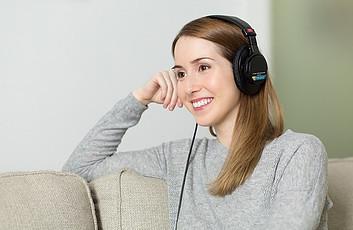 listen your favorite music