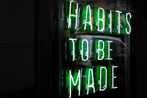 Small Things are Crucial to Developing Good Habits in Life