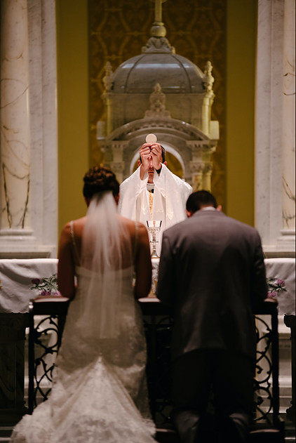Most of us think we know everything about a Christian wedding customs.
