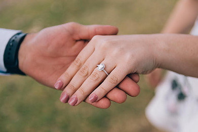 The meaning of the wedding ring is not only a beautiful and usually expensive ornament on a woman's or man's hand, but it is much more.