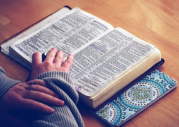 The Very First Recipe for Spiritual Life is to Read the Bible!